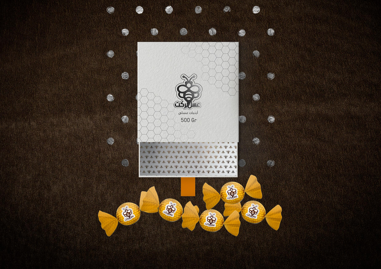 بسته بندی عسل برکت
