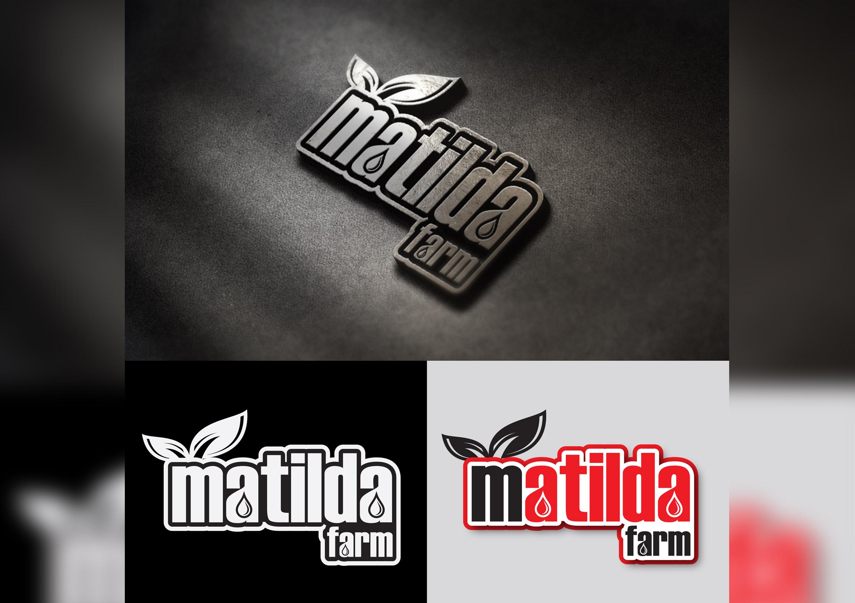 لوگو و نشان فروشگاه خشکبار ماتیلدا