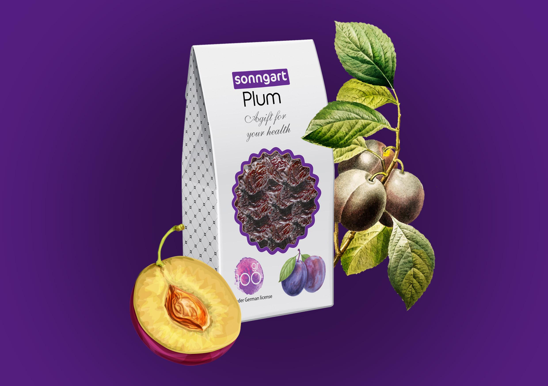 بسته بندی صادراتی میوه خشک مجموعه زونگارت